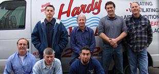 team hardy